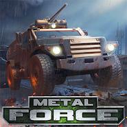 Metal Force: Modern War Tanks
