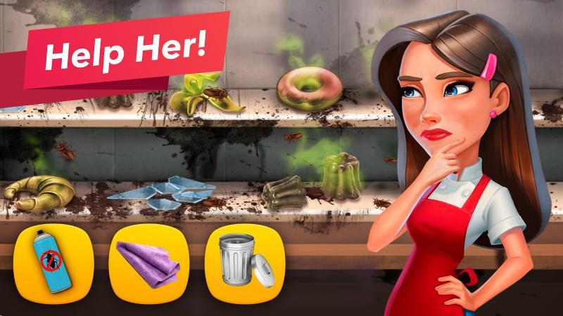 обновленная игра кофейня много денег