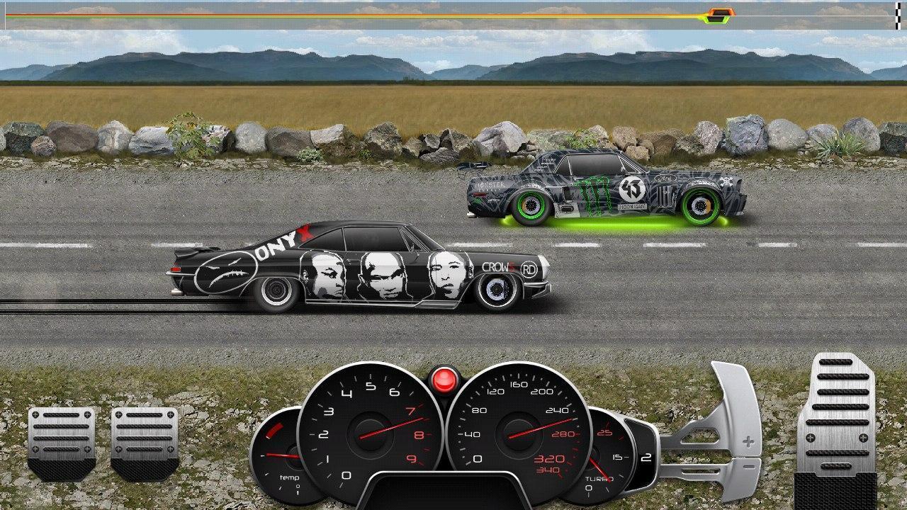Drag Racing v1.1.17 [ENG] (2011) » Скачать …