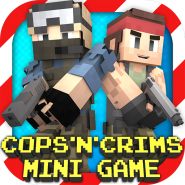 Cops N Crims : Mini Multiplayer FPS Game