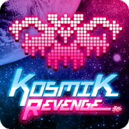Kosmik Revenge - Retro Arcade Shoot 'Em Up