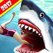 Angry Shark 2017 : Simulator Game