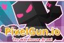Stickman.io: the Warehouse Brawl - Pixel Cyberpunk