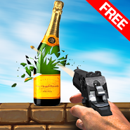 Impossible Bottle Shoot Gun 3D : Expert Mission