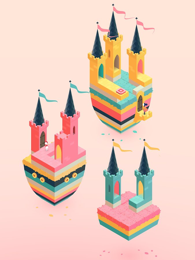 Monument Valley 2 APK Screenshot