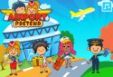 My Pretend Airport - Kids Travel Town