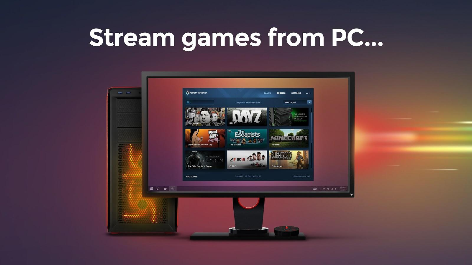 Moonlight Game Streaming: Play Your PC Games Remotely