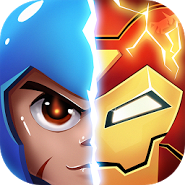Zetta Man: Metal Shooter Hero - Free shooting game
