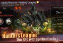 Hunters League : Weapon Masters' Art of Battle War