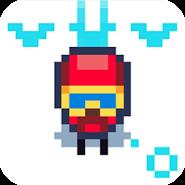 Pixel Ski