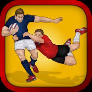 Rugby: Hard Runner