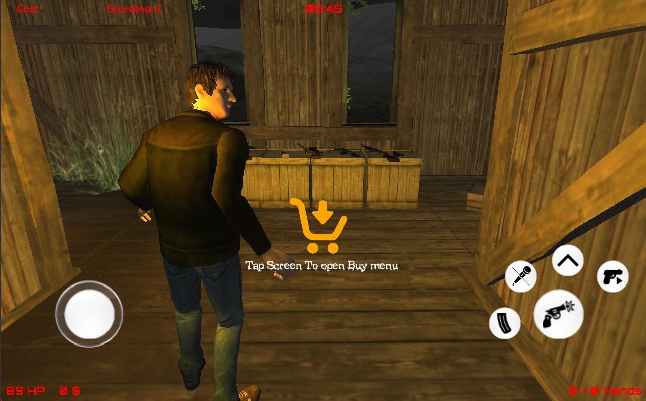 Friday Night: Jason Killer Multiplayer vT3 APK for Android
