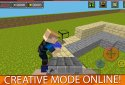 Combat Blocks Survival Online