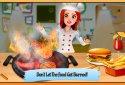 High School Happy Restaurant - Cooking Games