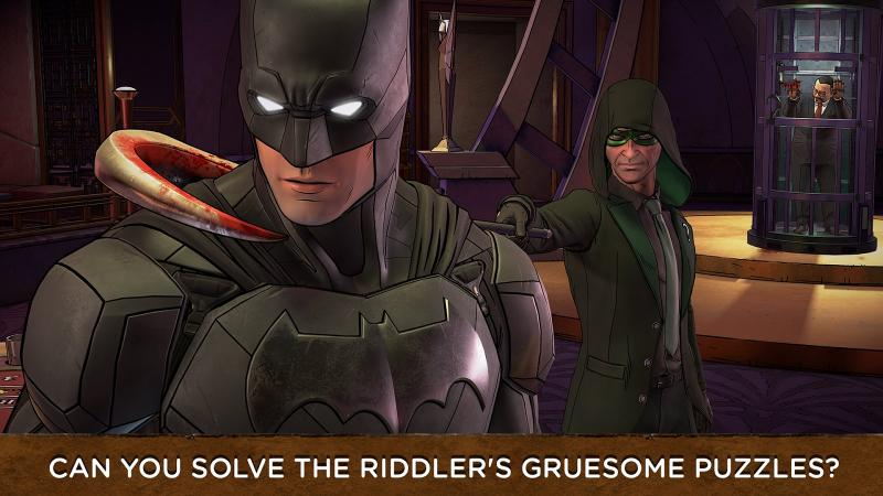Batman The Enemy Within Download 0 12 Unlocked For Android