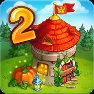 Fantasy Farm: Happy Day in the Magic Town Wizard Harry