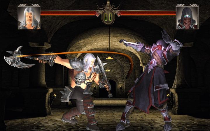 Brutal Fighter: Gods of War Screenshot