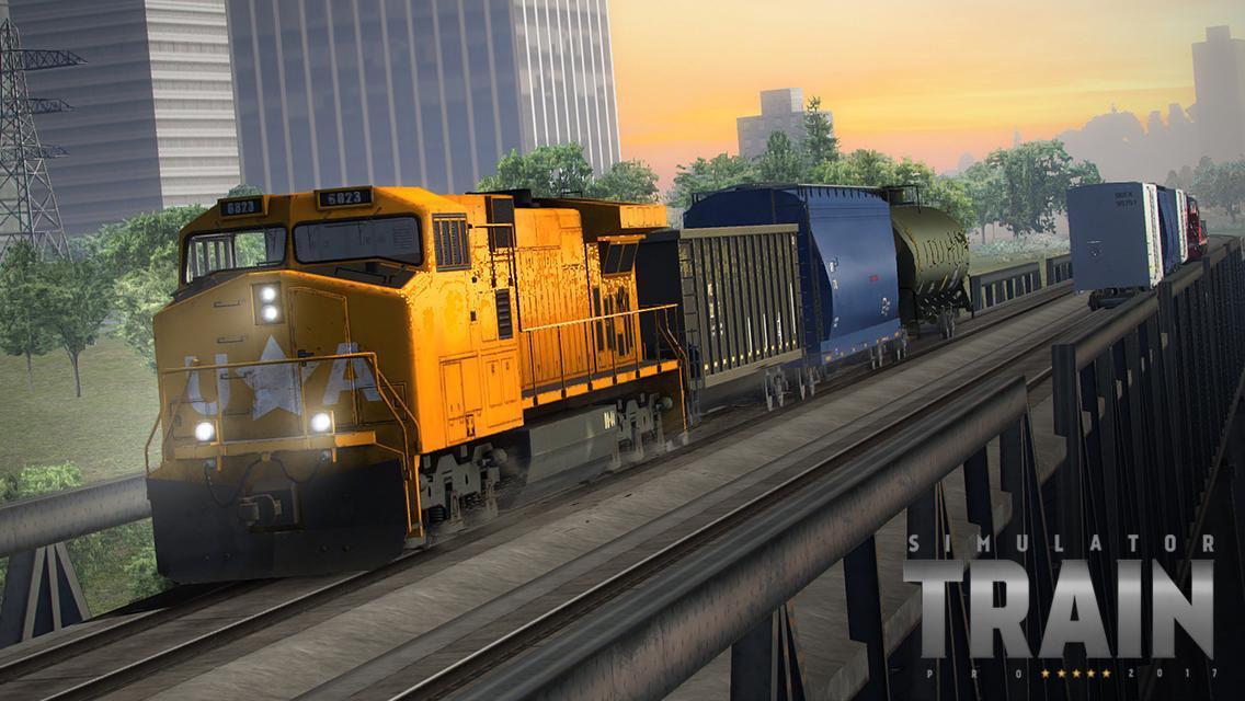 Скачать симулятор поезда на компьютер 2018