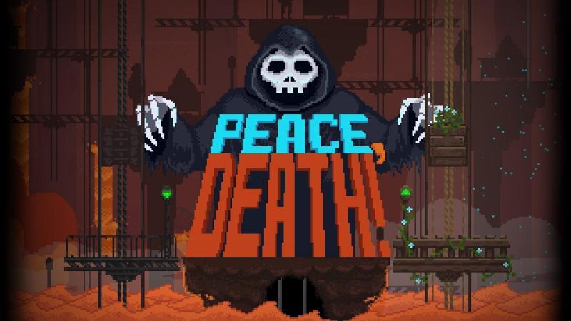 Peace, Death! Screenshot