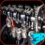 Engine 3D Live Wallpaper