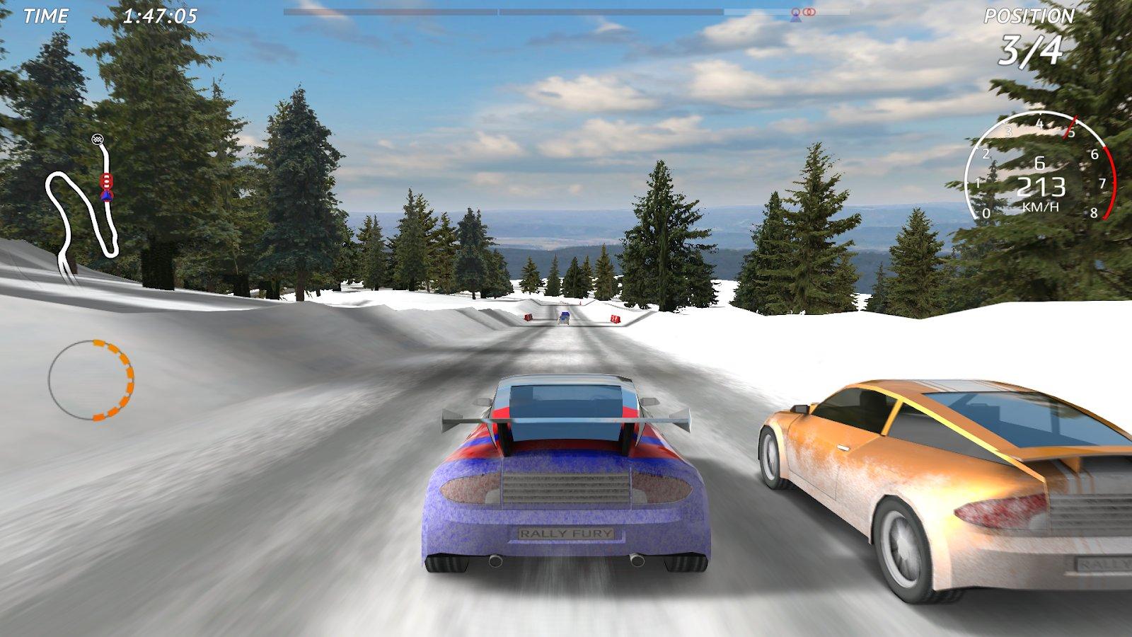 Rally Fury - Extreme Racing Screenshot