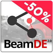 Beam DE 2.0 : Car Crash Game
