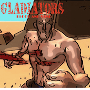 Gladiators Blood and Sand - Online IO Battle Arena
