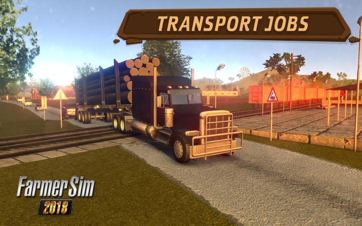 Farmer Sim 2018 Screenshot