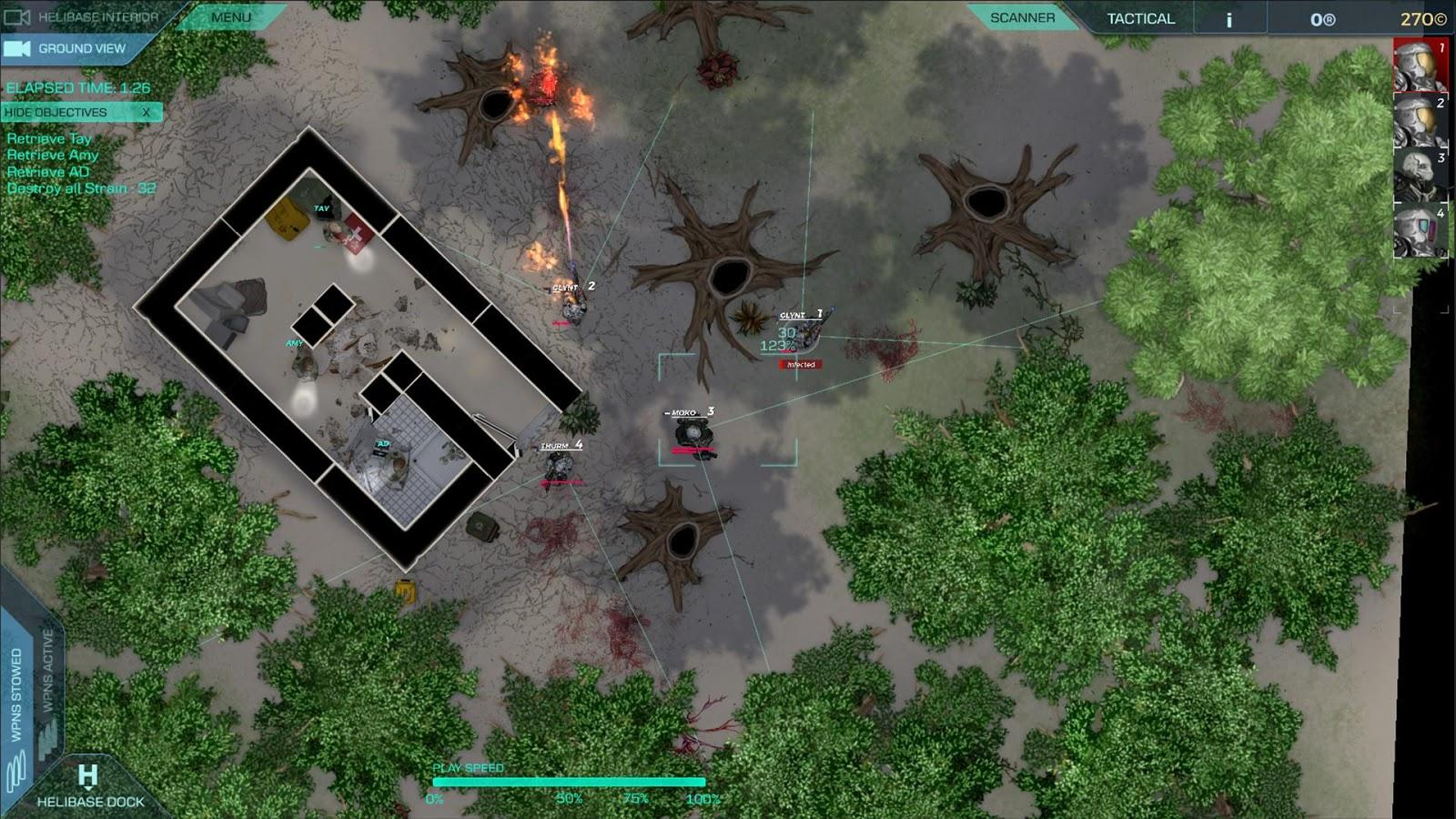 Strain Tactics Screenshot