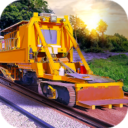 Railroad Building Simulator - build railroads!