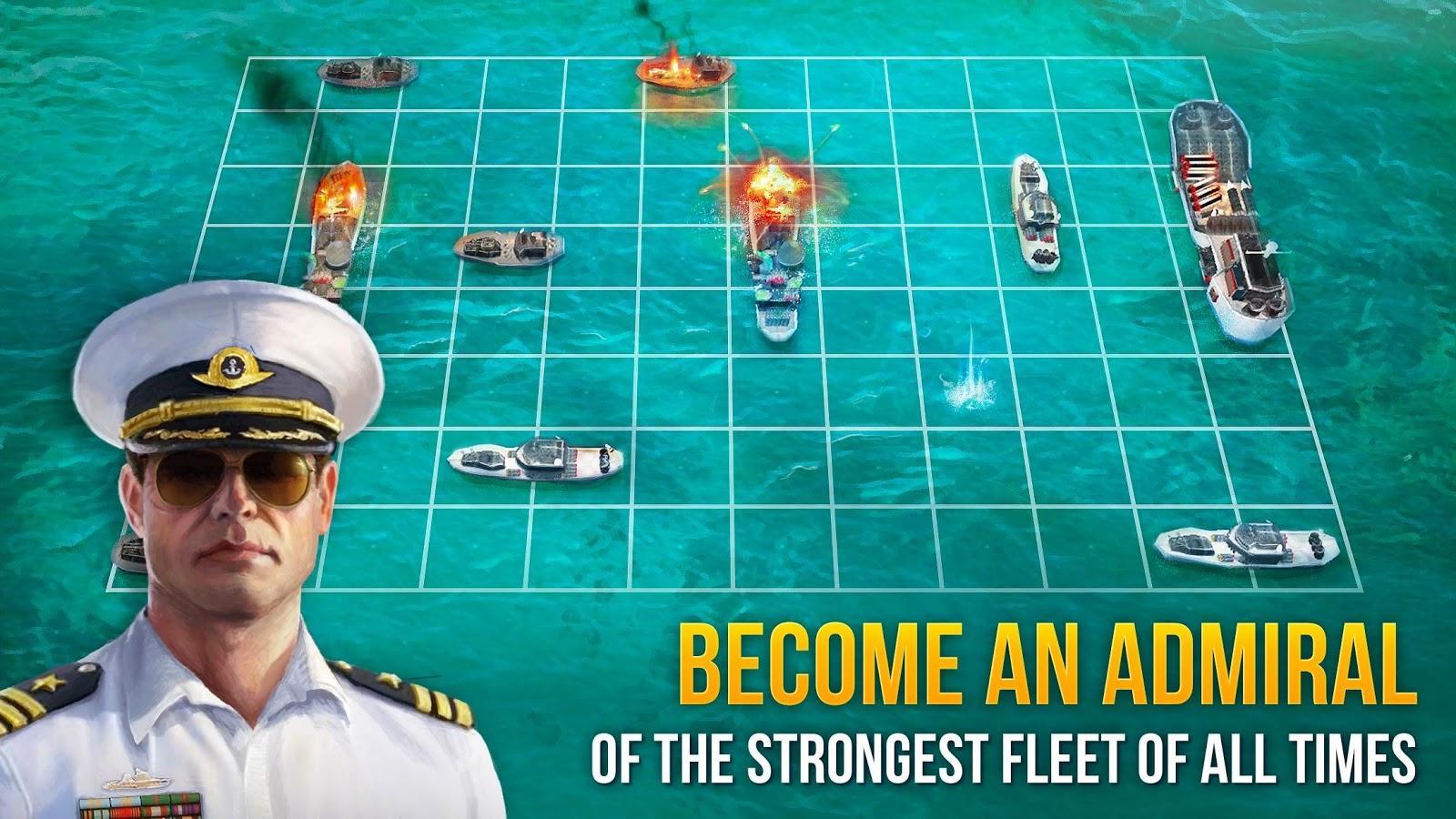 Battle Sea 3D - Naval Fight Screenshot