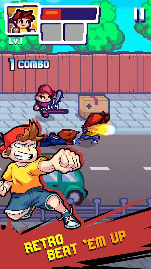 Beat Street Screenshot