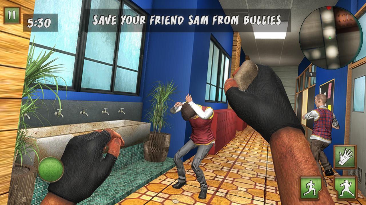 American High School Gangster Screenshot