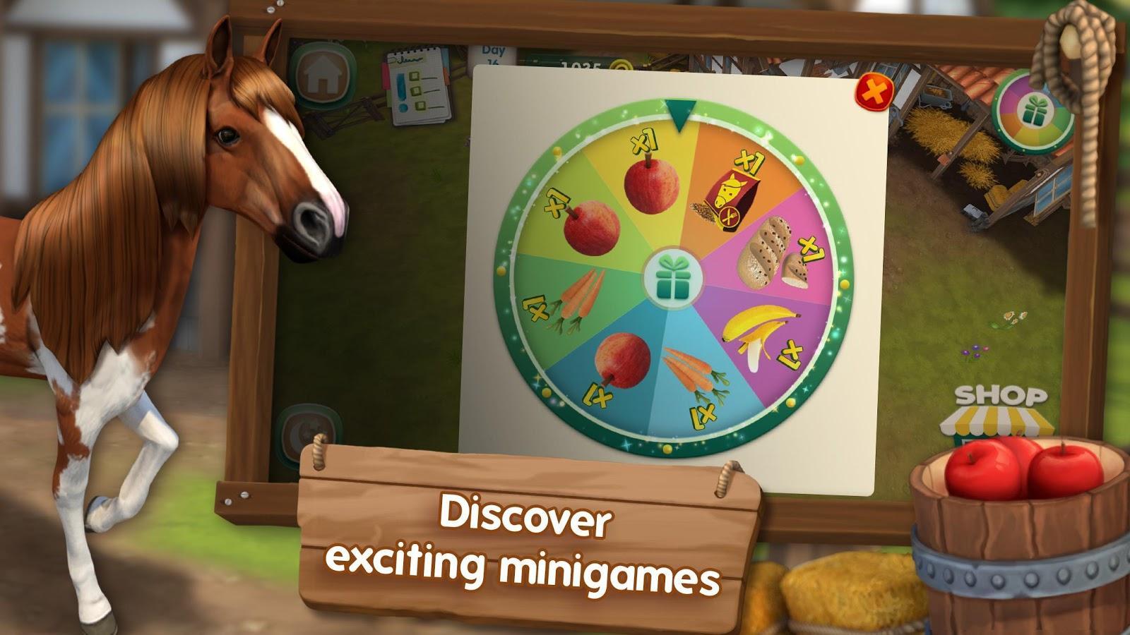 HorseHotel - Care for horses Screenshot