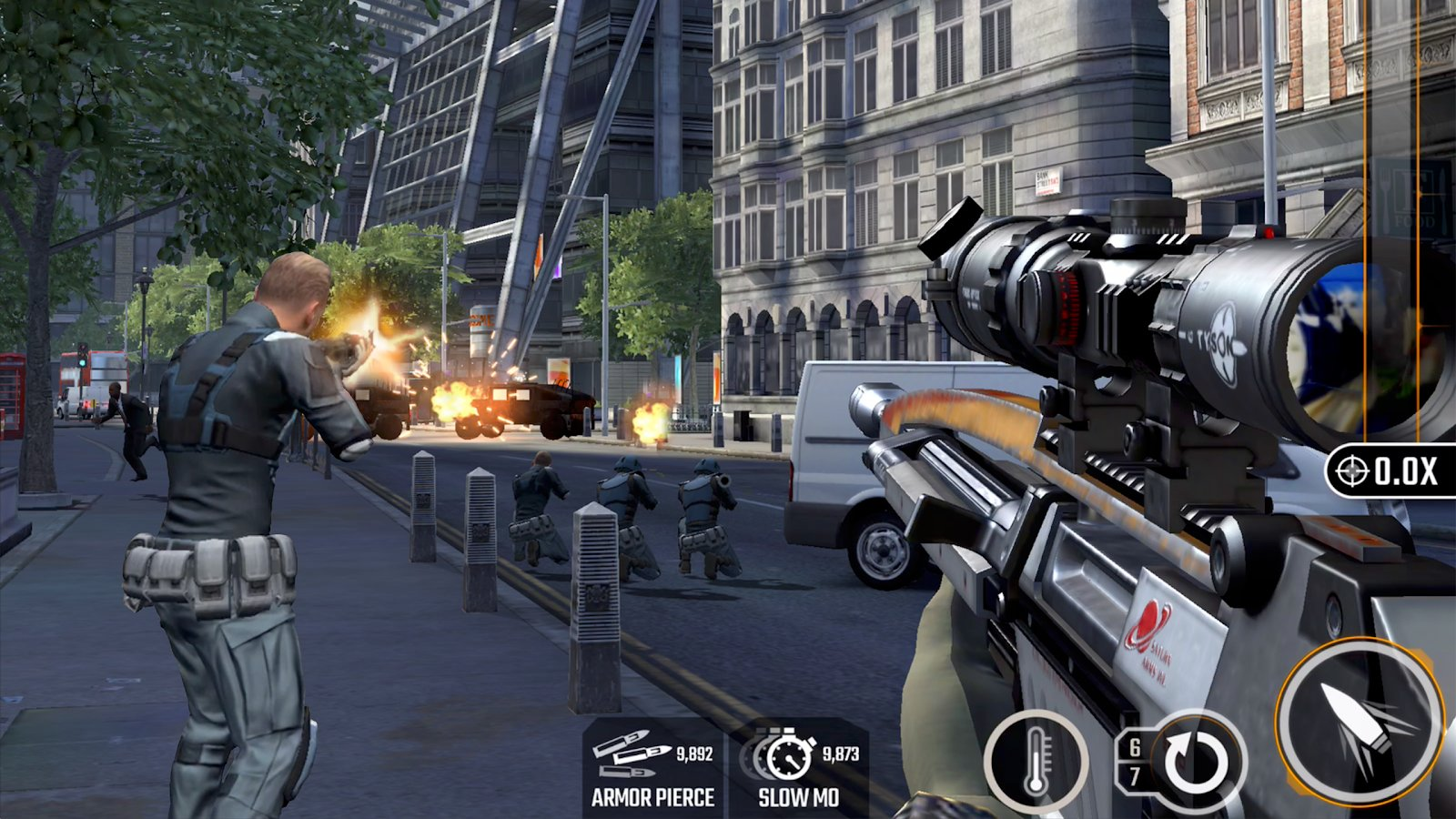 Sniper Strike : Special Ops Screenshot