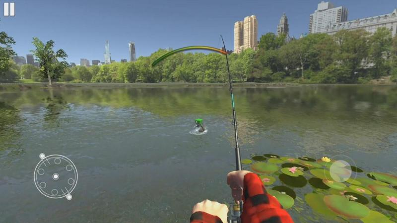 скачать игру рыбалка на андроид много денег