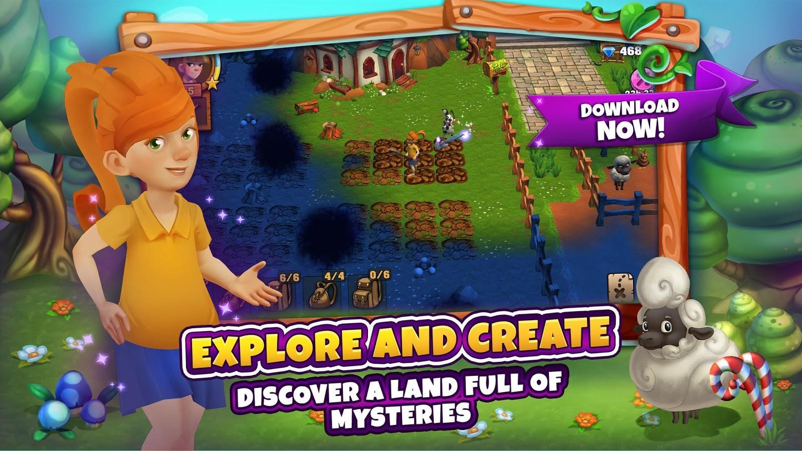 upjers Wonderland Screenshot