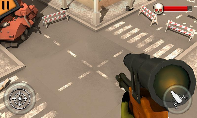 Stickman Shooter : Modern Warrior Screenshot
