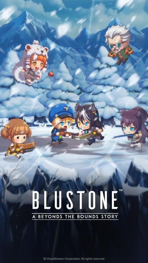 Blustone Screenshot