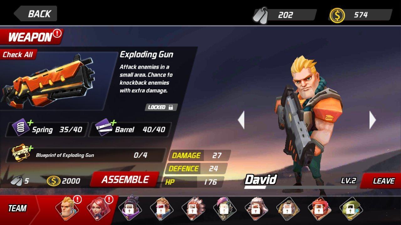 Zombie Commando 3D Screenshot
