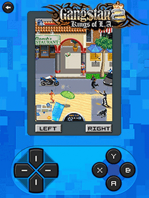 Gameloft Classics: Action Screenshot