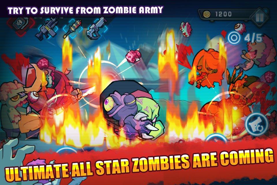 Frenzy Zombie Screenshot