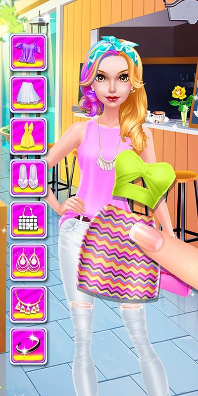 Fashion Doll - Hair Salon Screenshot