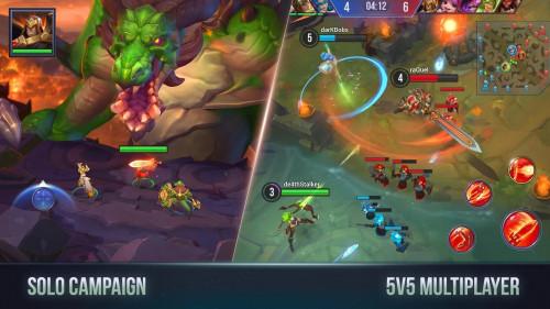 Dungeon Hunter Champions Screenshot