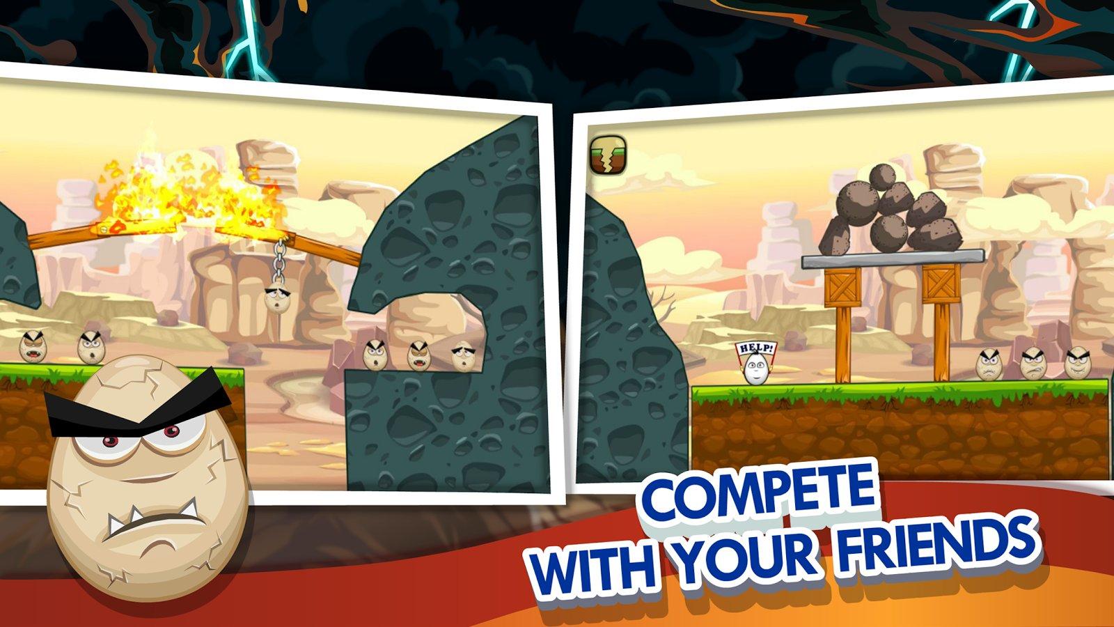 Disaster Will Strike 2: Puzzle Battle Screenshot