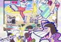 Osomatsu-san Hesokuri Wars~Battle of the NEETs