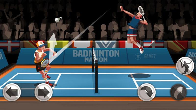 Badminton League Screenshot