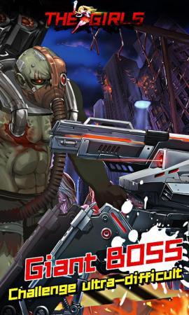 The Girls: Zombie Killer Screenshot