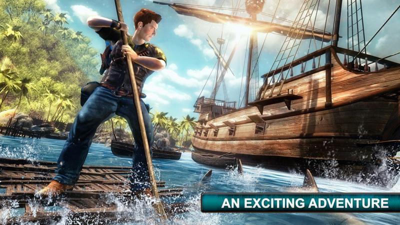 Survival Ocean Quest Screenshot