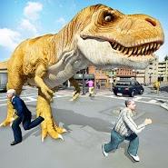 Dinosaur Simulation 2017- Dino City Hunting